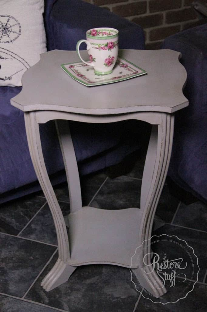 My First Experience With Ascp Annie Sloan S Chalk Paint