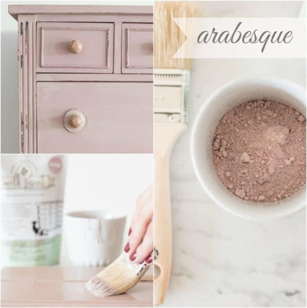 Arabesque Miss Mustard Seed's Milk Paint