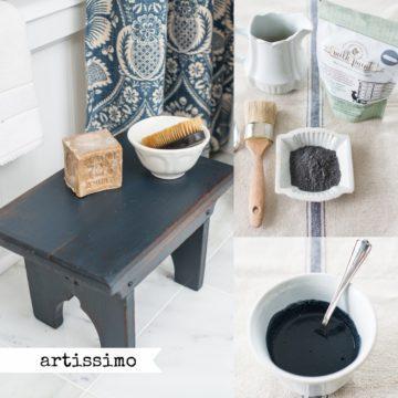 artissimo milk paint
