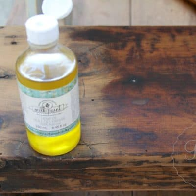 Using Miss Mustard Seed's Hemp Oil – What a Difference!