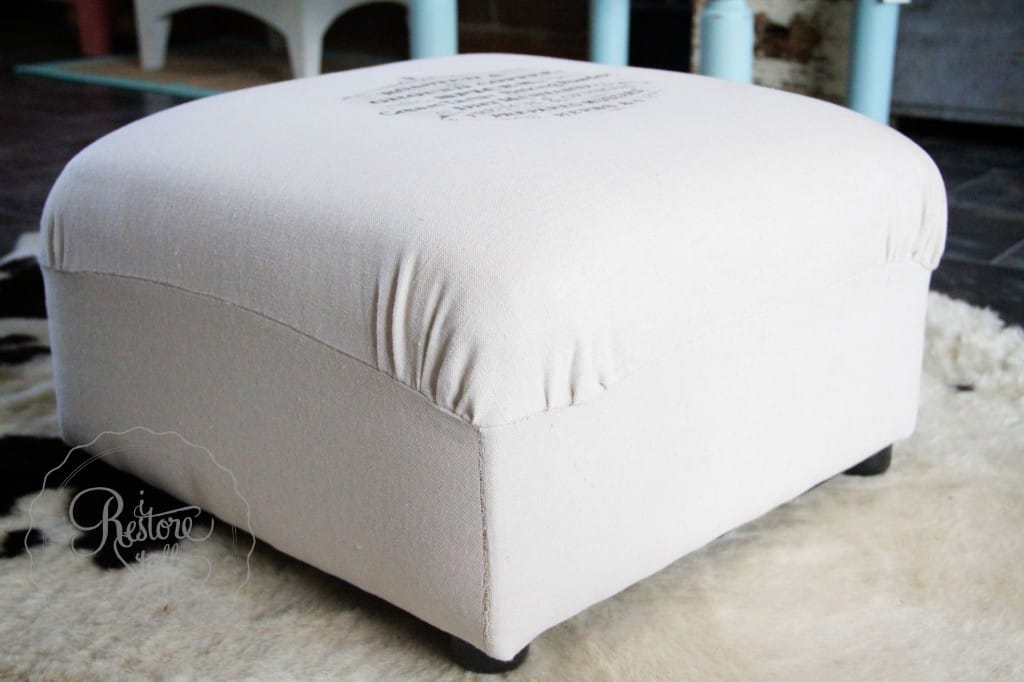 ottoman with graphic 9