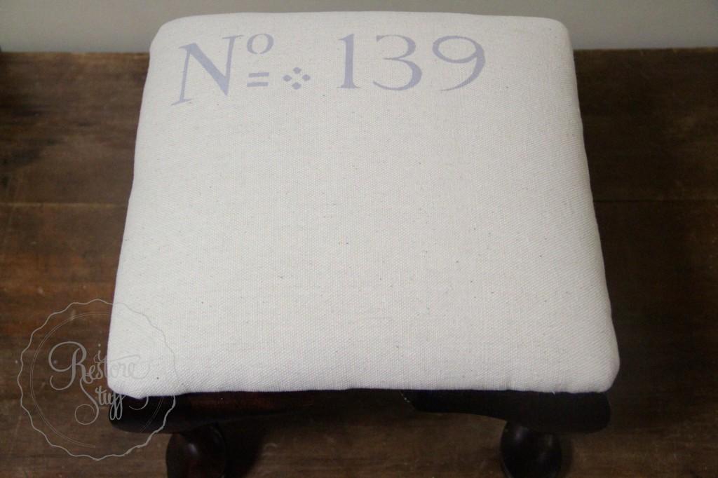 Stool No 139 6