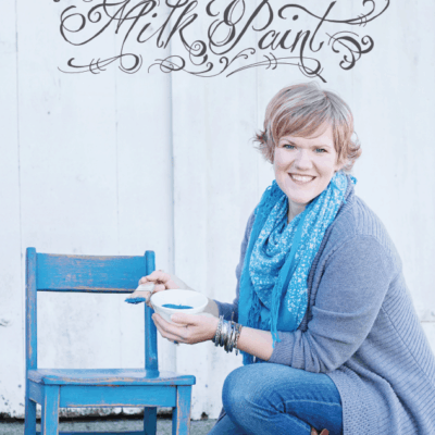 Miss Mustard Seed's Milk Paint Look Book Review – Book One