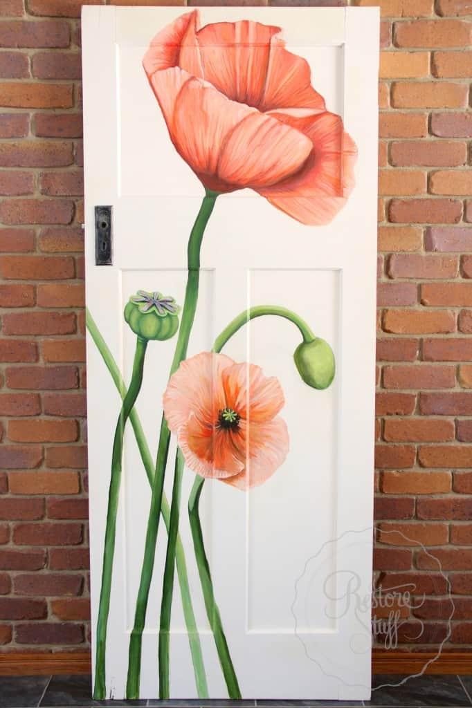 Door finished 8