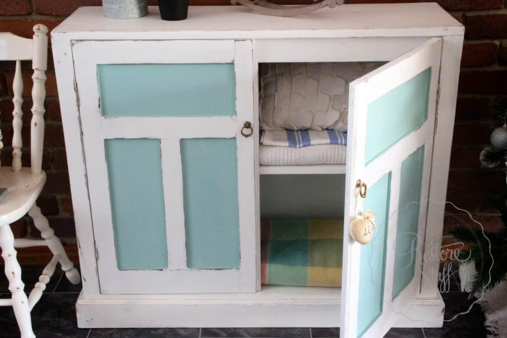 Eulalies cupboard redo 9