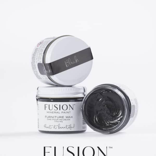 Fusion Black Wax