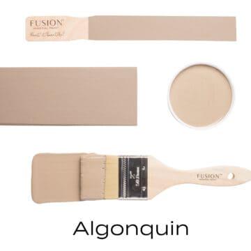 Algonquin Fusion flatlay