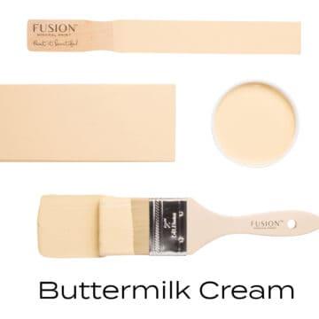 Buttermilk Cream - Fusion