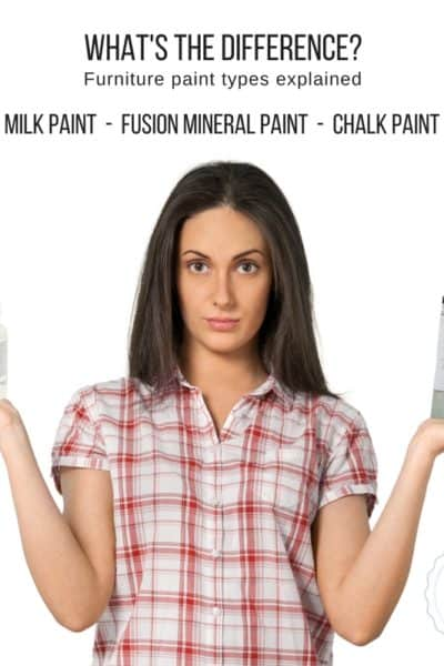 What's the difference? Chalk Paint