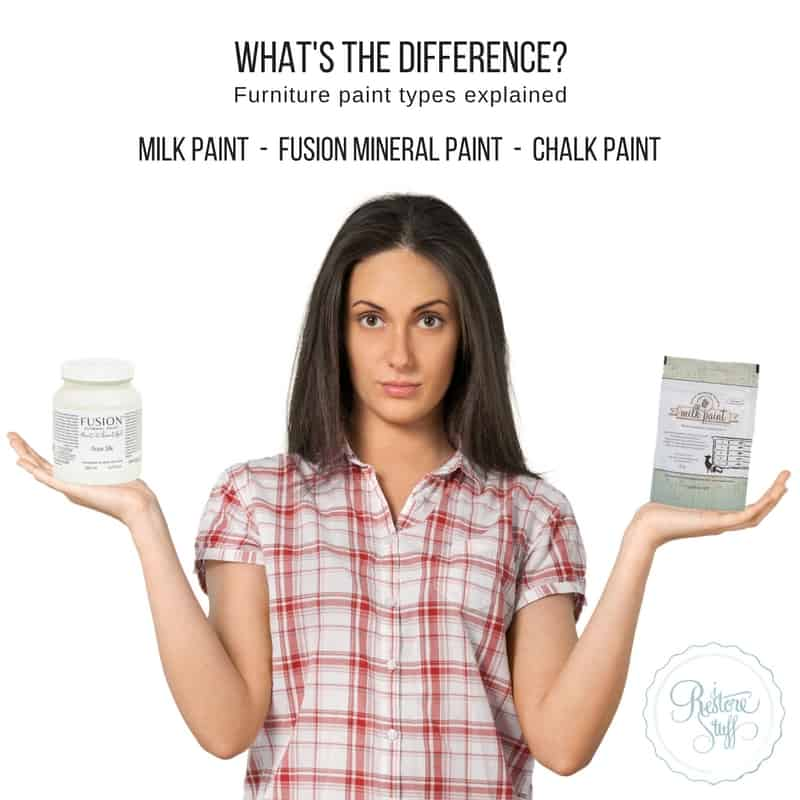 What's the difference between paint types?