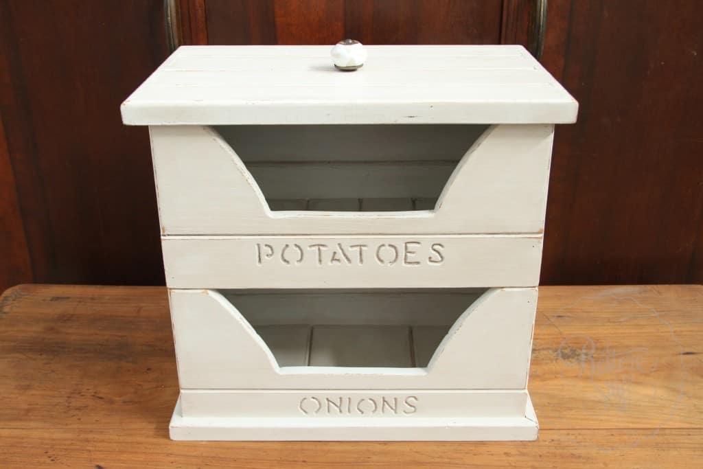 potato box 25