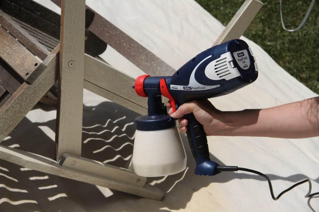 outdoor set spraying 11
