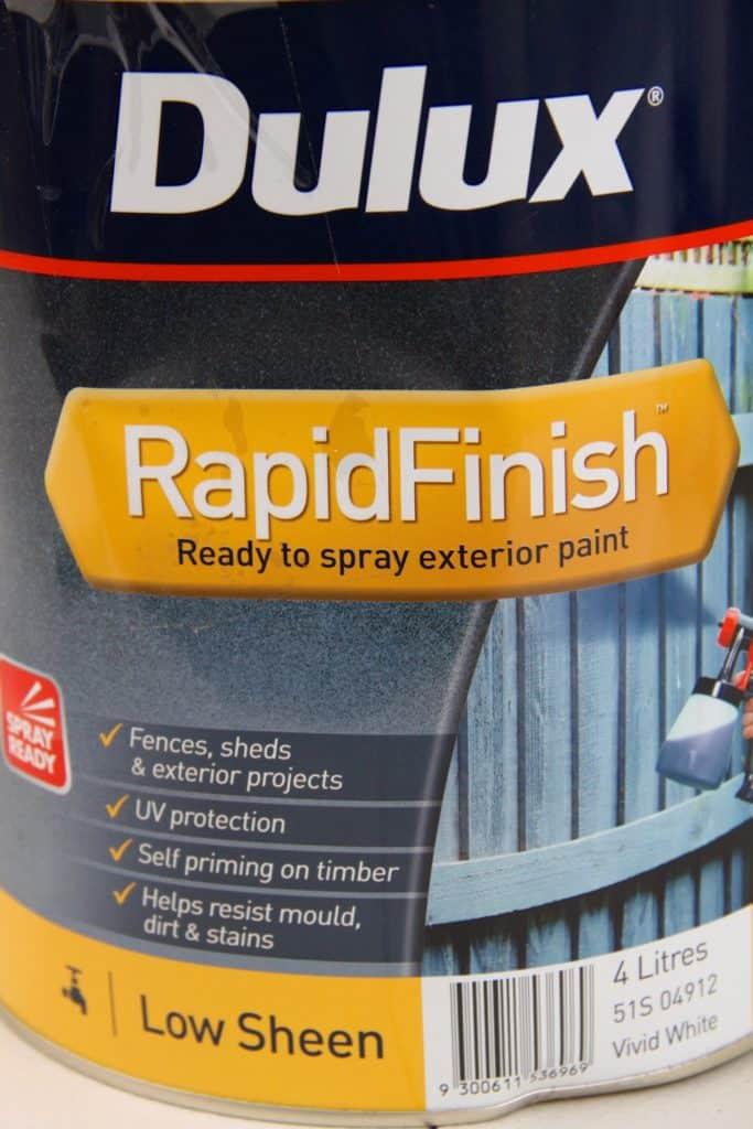 outdoor set spraying 5
