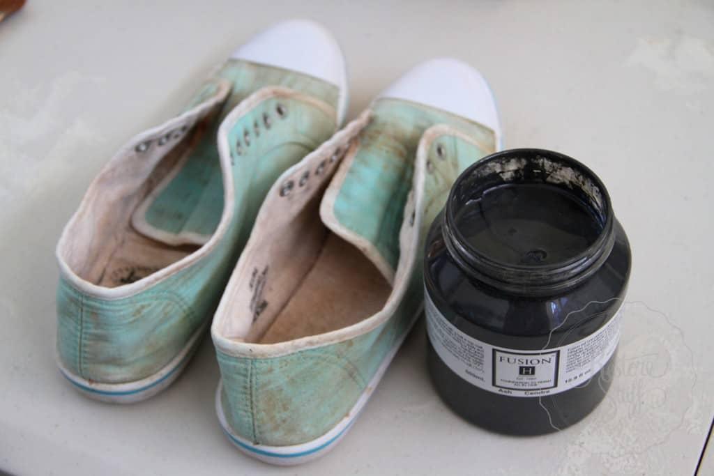 Ash - Tori Canvas shoes 1