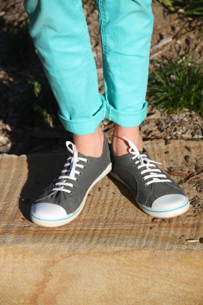 Ash - Tori Canvas shoes 10