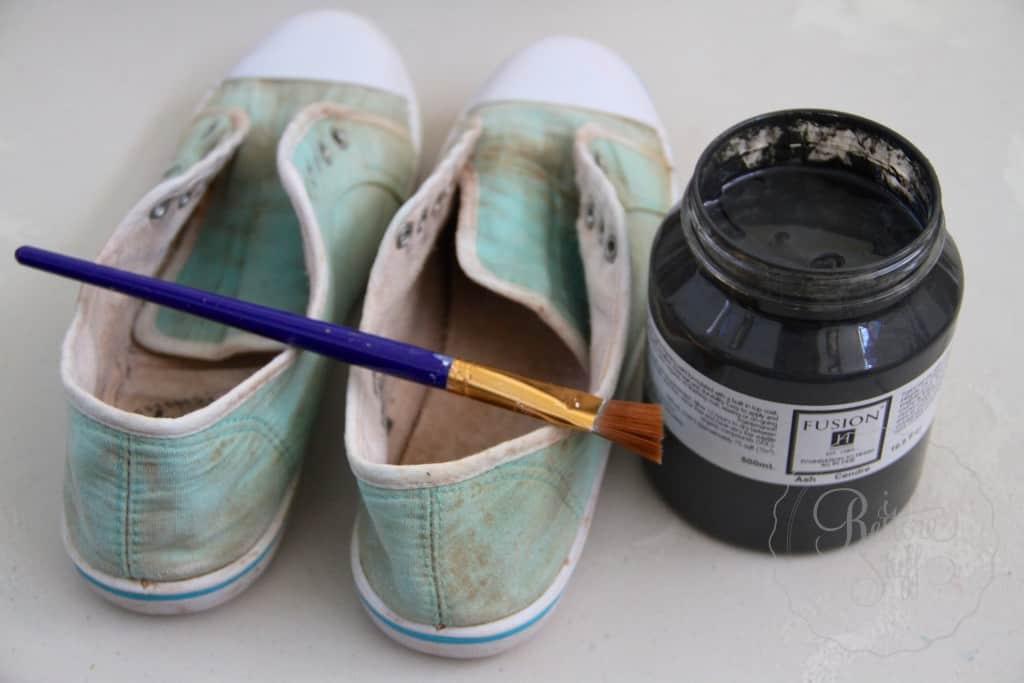 Ash - Tori Canvas shoes 2