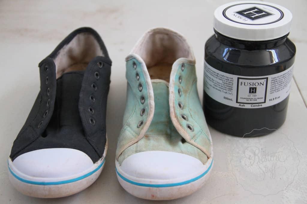 Ash - Tori Canvas shoes 4