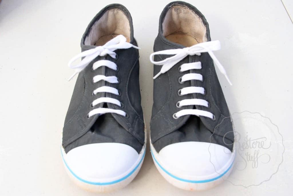 Ash - Tori Canvas shoes 7