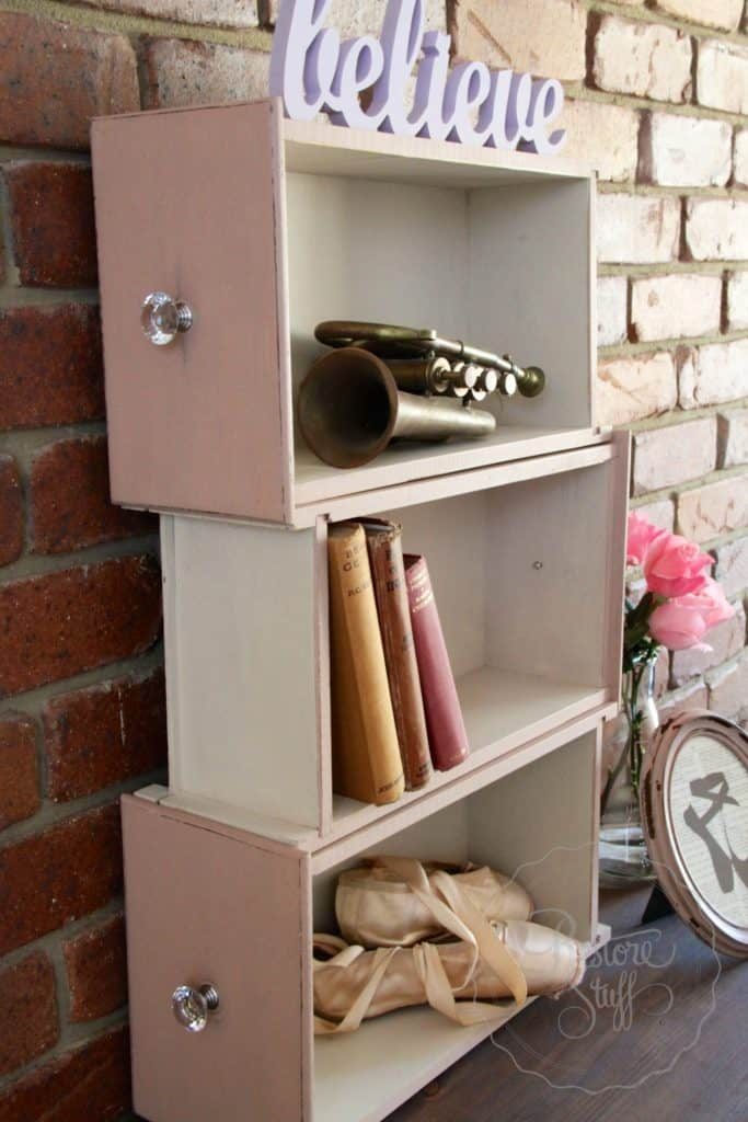 Arabesque drawers 8