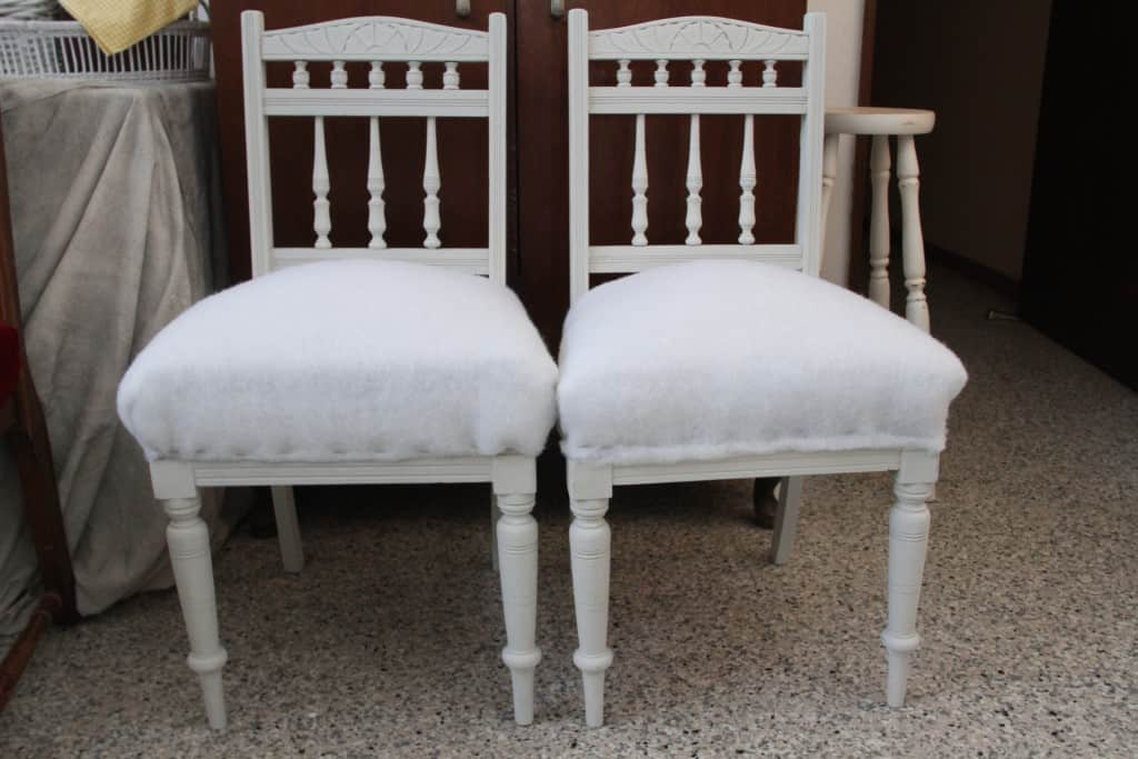 Antique chairs upholstery 24