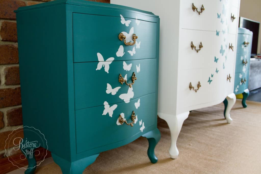 Butterfly bedroom set-0242