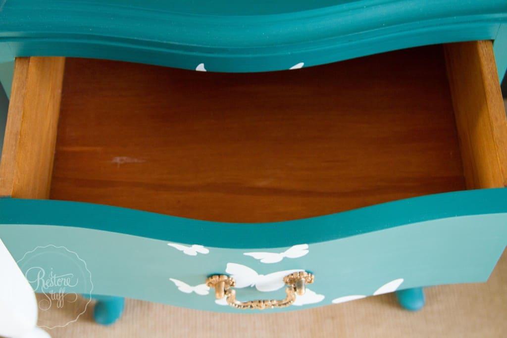 Butterfly dresser set-0247