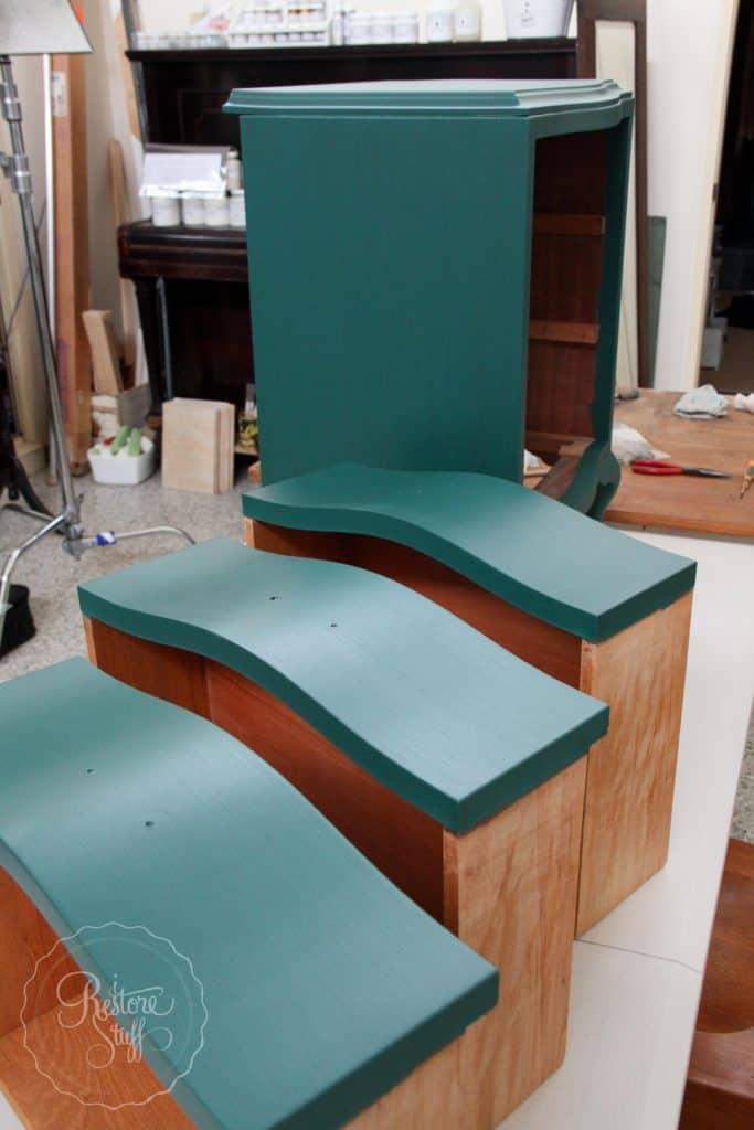 Butterfly dresser set-8543