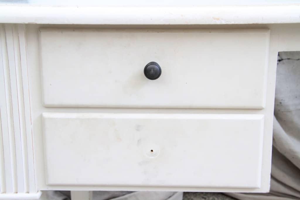 Sterling study desk copper knobs2