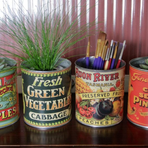 Antique Australian Canning Labels