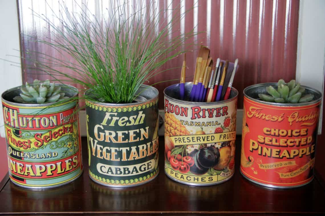 Antique Australian Canning Labels