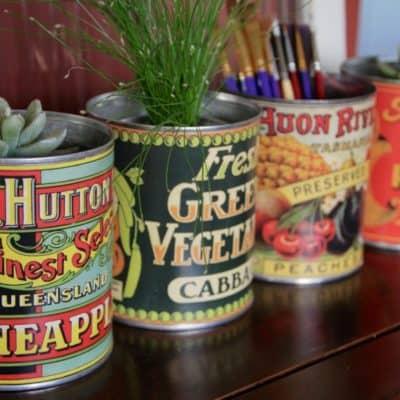 Antique Canning Labels