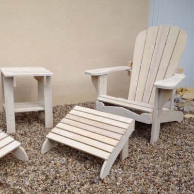 A Reader's Milk Paint Story – John from France