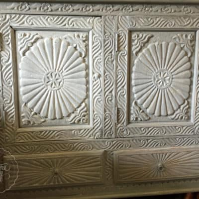 Restoration Rescue! Laura's Balinese Cabinet