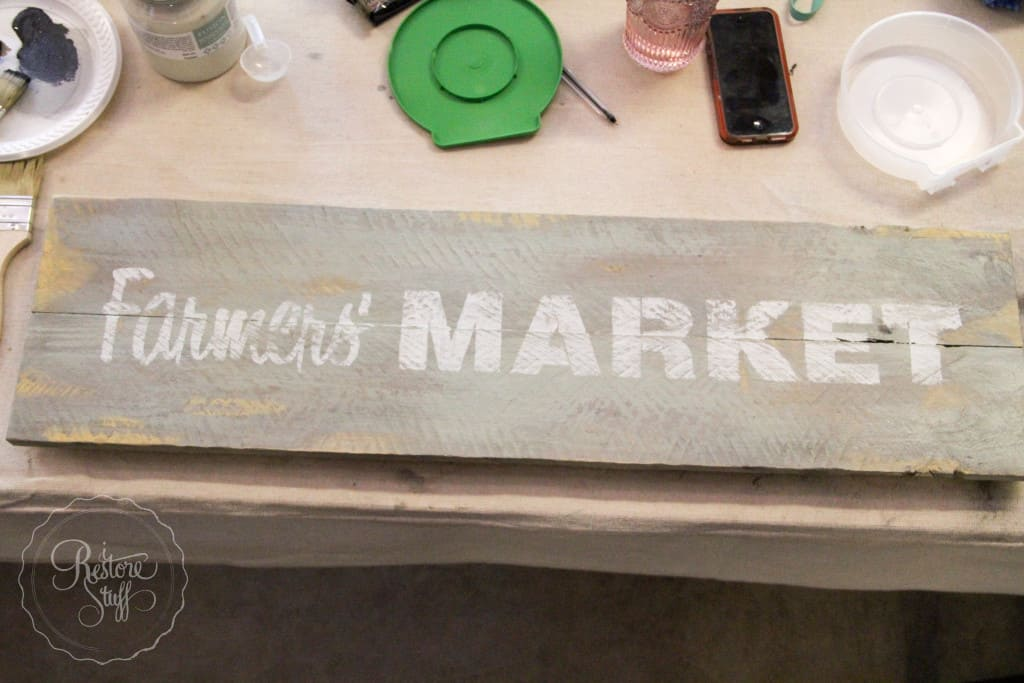 Sign Workshop