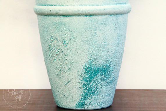 Fresco Vase