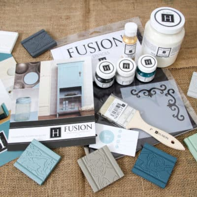 It's a Giveaway! Fusion Mineral Paint Starter Pack