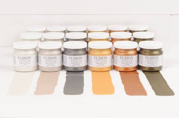 Fusion Metallic Paint
