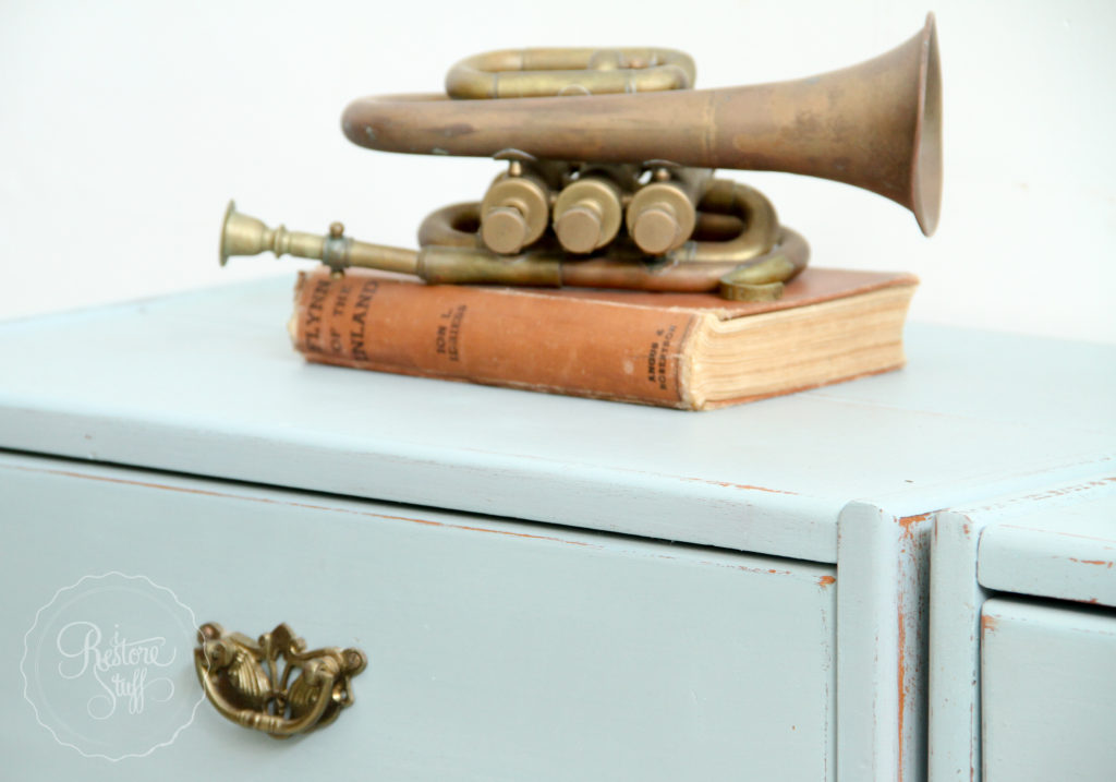 French Country Bedside Tables