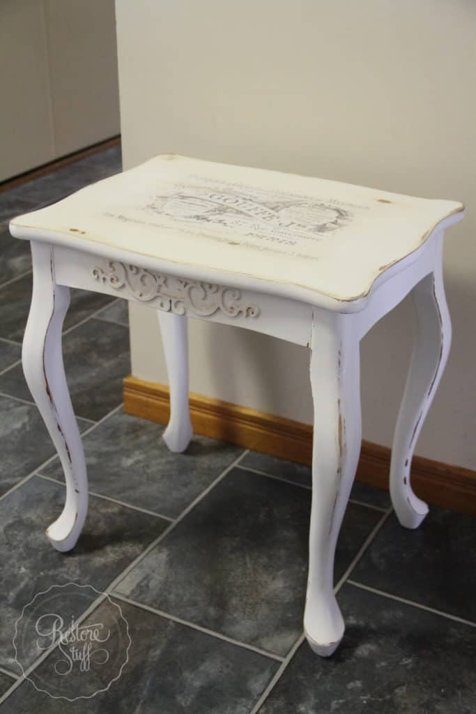 Transfer on coffee tables-0225