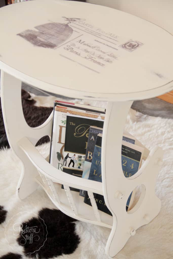 Transfer on coffee tables-0674