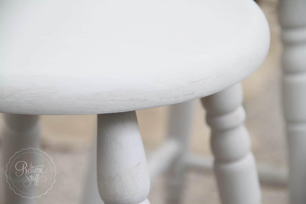 Aubusson & Soap stone stools-3723