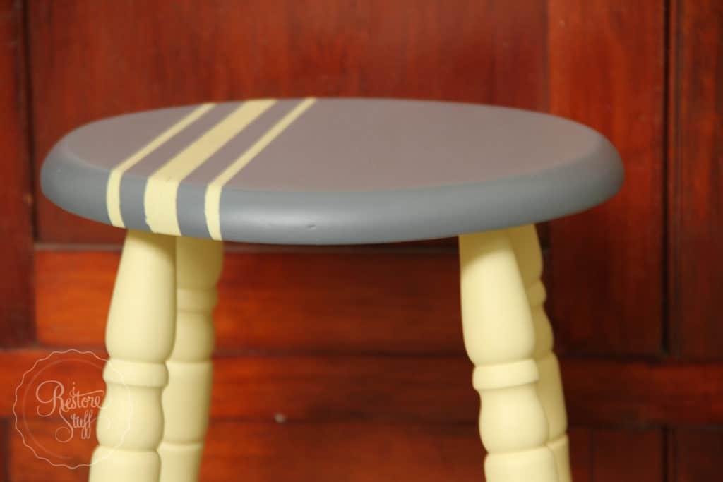 Aubusson & Soap stone stools-3745
