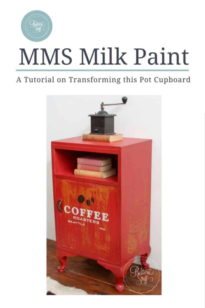 A Miss Mustard Seed's Milk Paint Tutorial