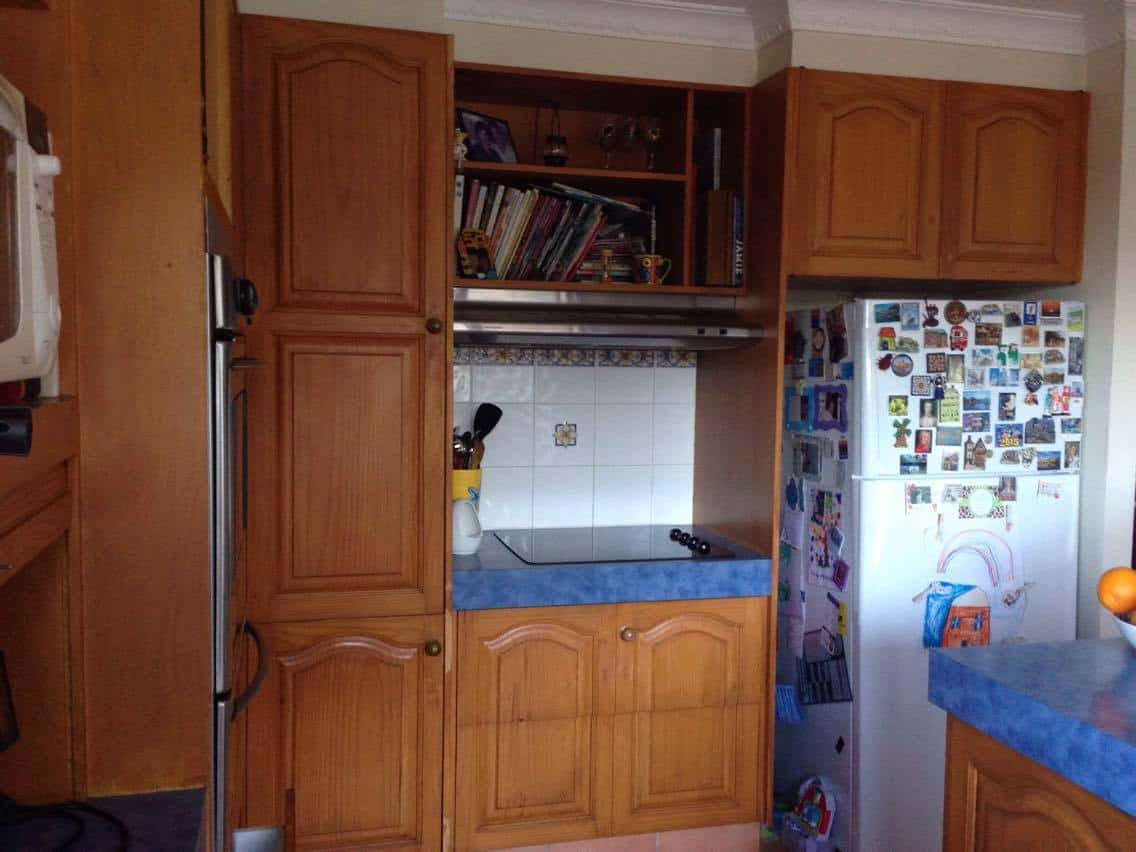 Alice's Fusion Mineral Paint Kitchen Cabinet ...