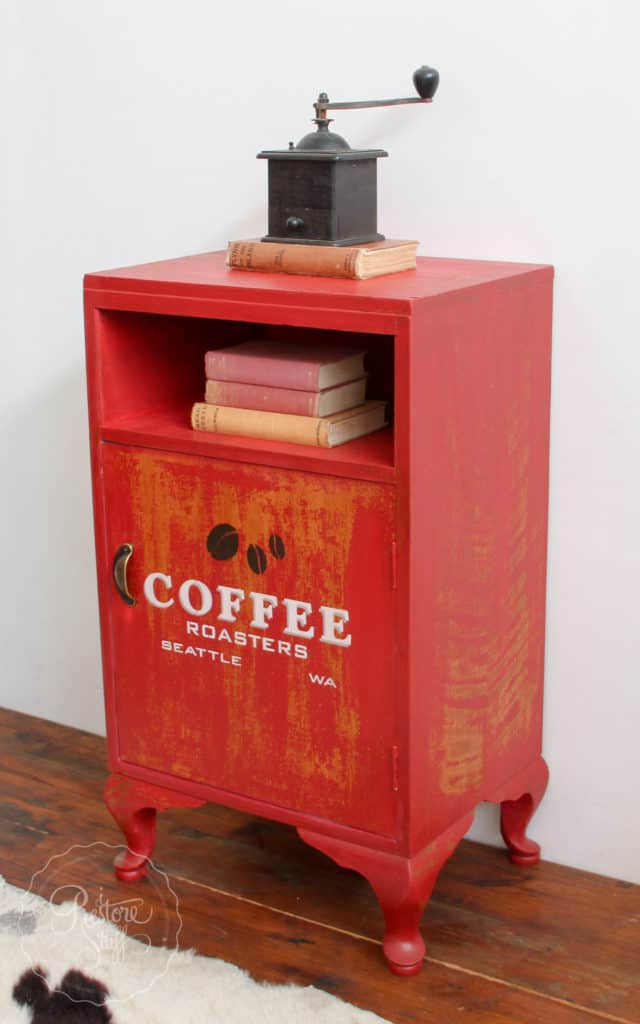 Coffee Pot Cupboard-5018