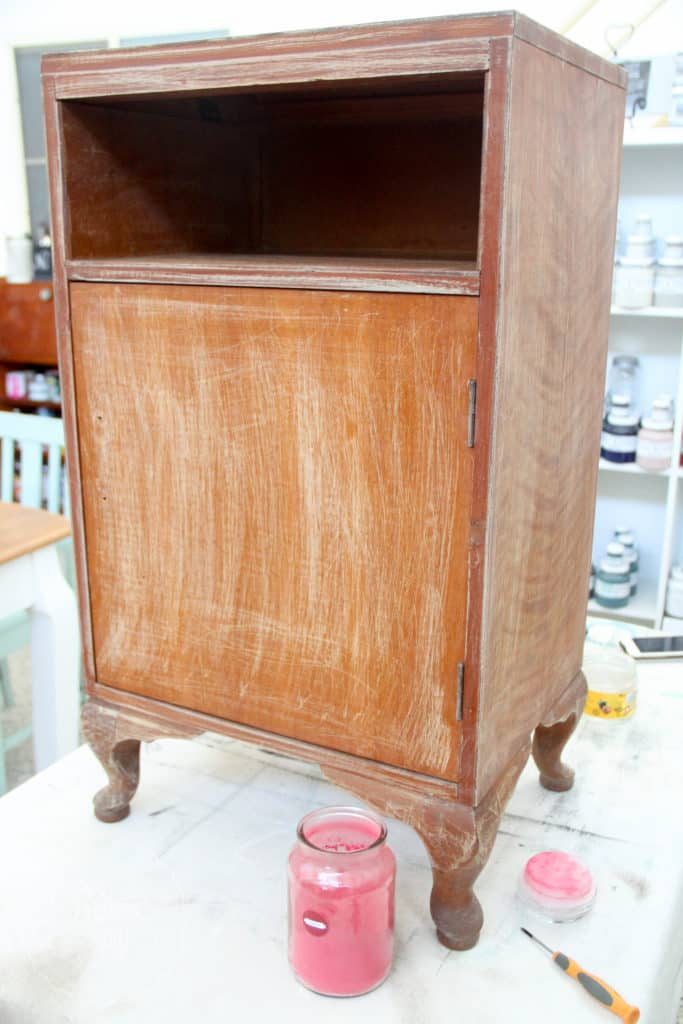 Tricycle pot cupboard before-4780