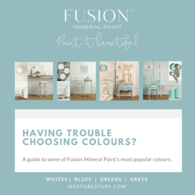 Choosing Colours – What's the Difference Between Those Whites, Greys & Greiges?