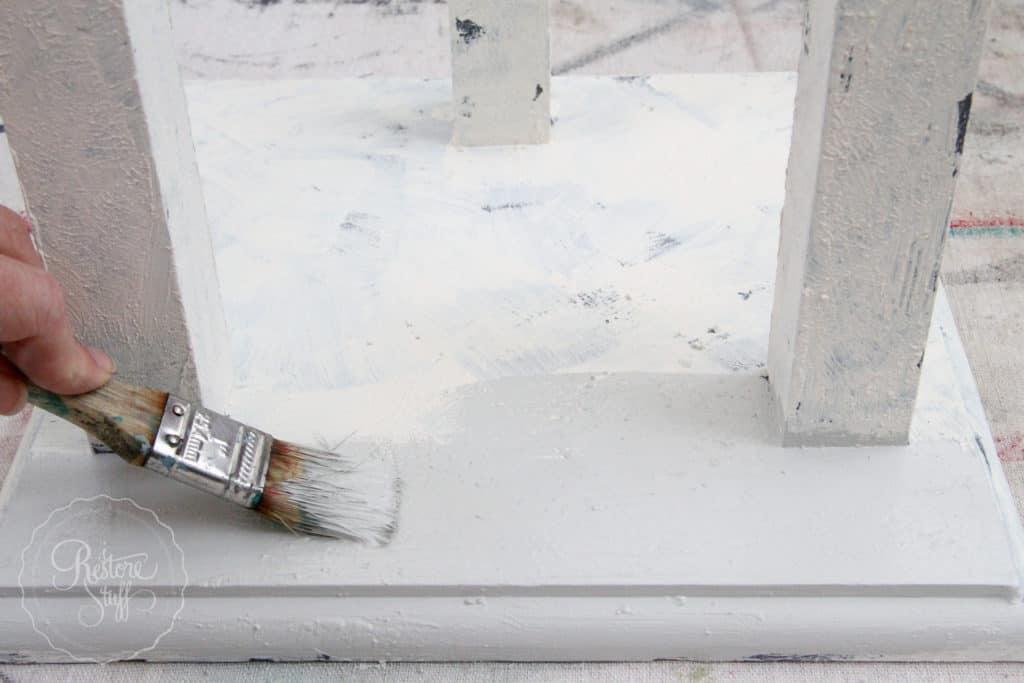 Fresco layering