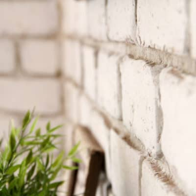5 Ways to Paint A Brick Wall