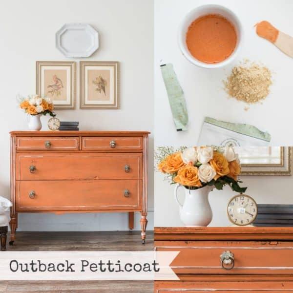 Outback Petticoat